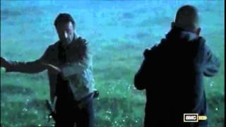 Rick Kills Shane (The Walking Dead)