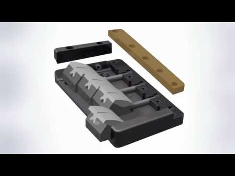 The KSM Foundation Bass Bridge - Parts and Functions