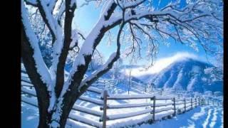 Белые снежинки кружатся с утра