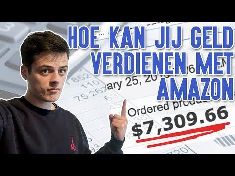 Hoe Jij Online Geld Kan Verdienen Via Amazon FBA! Goed Uitgelegd