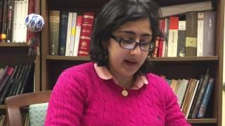 Roshangar's Take: Reciting Iraj Mirza's Mother