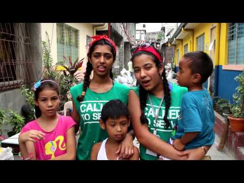 Holy Cross Mission Trip 2016 Philippines