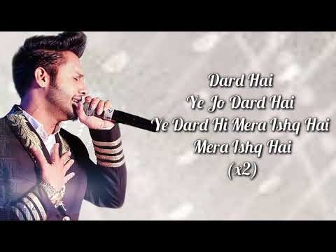 Video Tujhe Hasil Karunga Lyrics   Stebin Ben   Hina Khan   Sunny Inder, Kumaar download in MP3, 3GP, MP4, WEBM, AVI, FLV January 2017