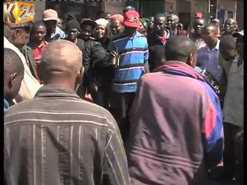 Leaders destory more alcohol in Gatundu, as the war against illicit brew enters day 4