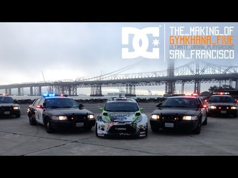 DC - DC Shoes and Ken Block have decided to pull the production curtain back a little to give a rare look at how we created Gymkhana FIVE. Set in picturesque San ...