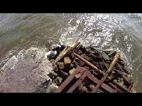 Kolyma Gulag Gate - Nagaev Bay - Magadan 2017 (видео)