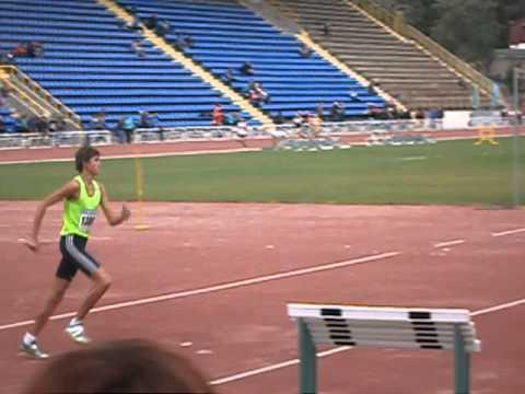 Стрибок Сергія Слісенка 2.05м на Чемпіонаті України 2013  в Ялті