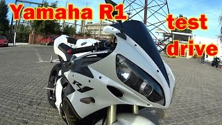 7. Yamaha YZF R1 2004-2006 Exhaust sound arrow