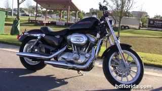 9. 2007 Harley Davidson 883  Sportster for sale Alabama & Florida