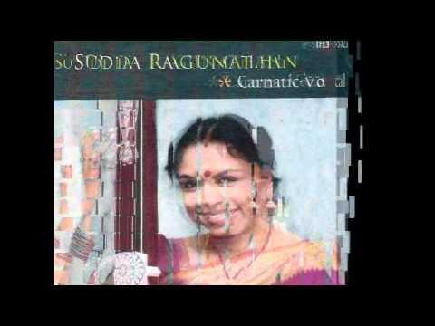 Carnatic Classical  Vocal - Sudha Ragunathan-Neepaadamegathi.wmv
