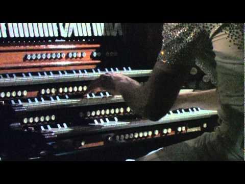 Cameron Carpenter, un organiste fait exploser l'art de la fugue