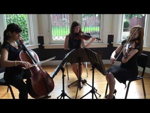 Rondeau (Mouret) (видео)
