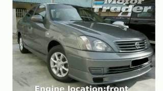 3. 2005 Suzuki Liana 1.6 Comfort Details & Specification