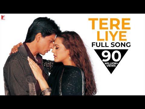 Video Tere Liye - Full Song | Veer-Zaara | Shah Rukh Khan | Preity Zinta download in MP3, 3GP, MP4, WEBM, AVI, FLV January 2017