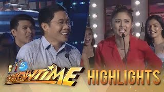 It's Showtime PUROKatatawan: Kim Chiu vs. Anthony Taberna