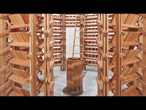 Rotunda Serotina for Wallpaper* Handmade