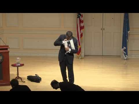neil - Astrophysicist Neil deGrasse Tyson kicked off the House Science & National Labs Caucus with a lecture at the Library of Congress. Speaker Biography: Neil deG...