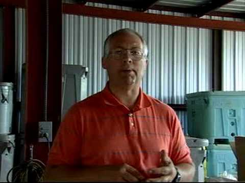 Inland Shrimp Farming in Alabama-Part 4 of 9