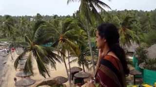 Thiruvananthapuram India  City pictures : Aamazing view of Kovalam beach from Leela Hotel, Thiruvananthapuram, Kerala, India