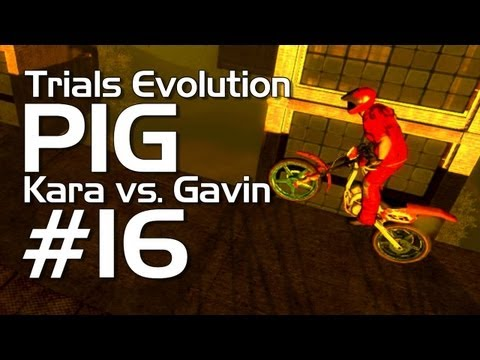Gavin - Gavin faces off against Kara in today's episode of Trials Evolution PIG! Will Kara shock the world and put up a single letter against Gavin? Watch and learn!