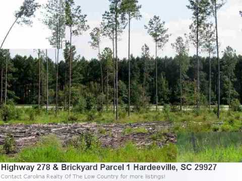 132522 - View This Beautiful New Land Listing: Property Details For: Highway 278 & Brickyard Parcel 1 Hardeeville, SC 29927Type: Acreage/farm PlanPrice: $799000 Here...