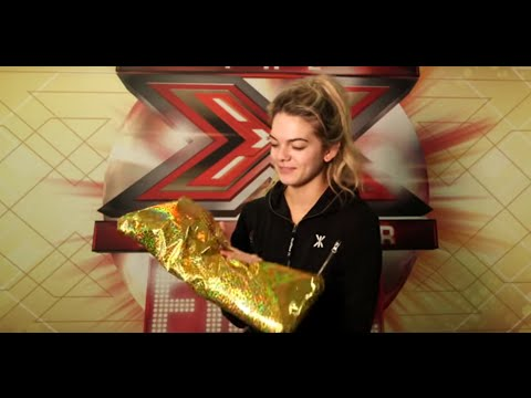 The X Factor Viral Video 'Merry Christmas from everyone'