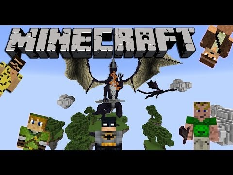 MINECRAFT DRAGON SURVIVAL # 1 - Pew Pew «» Let's Play Minecraft | HD