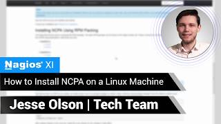 Installing NCPA on a Linux Machine