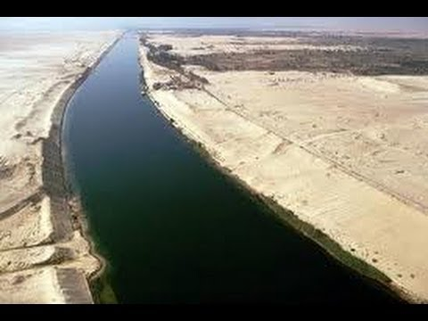 Documentaire - Le Canal De Suez