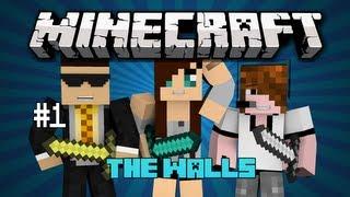 Minecraft | The Walls | Episode 1 Ft Deadlox&Bodil40