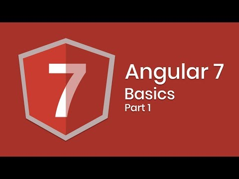 Learn Angular 7 | Part 1 | Basics | Eduonix