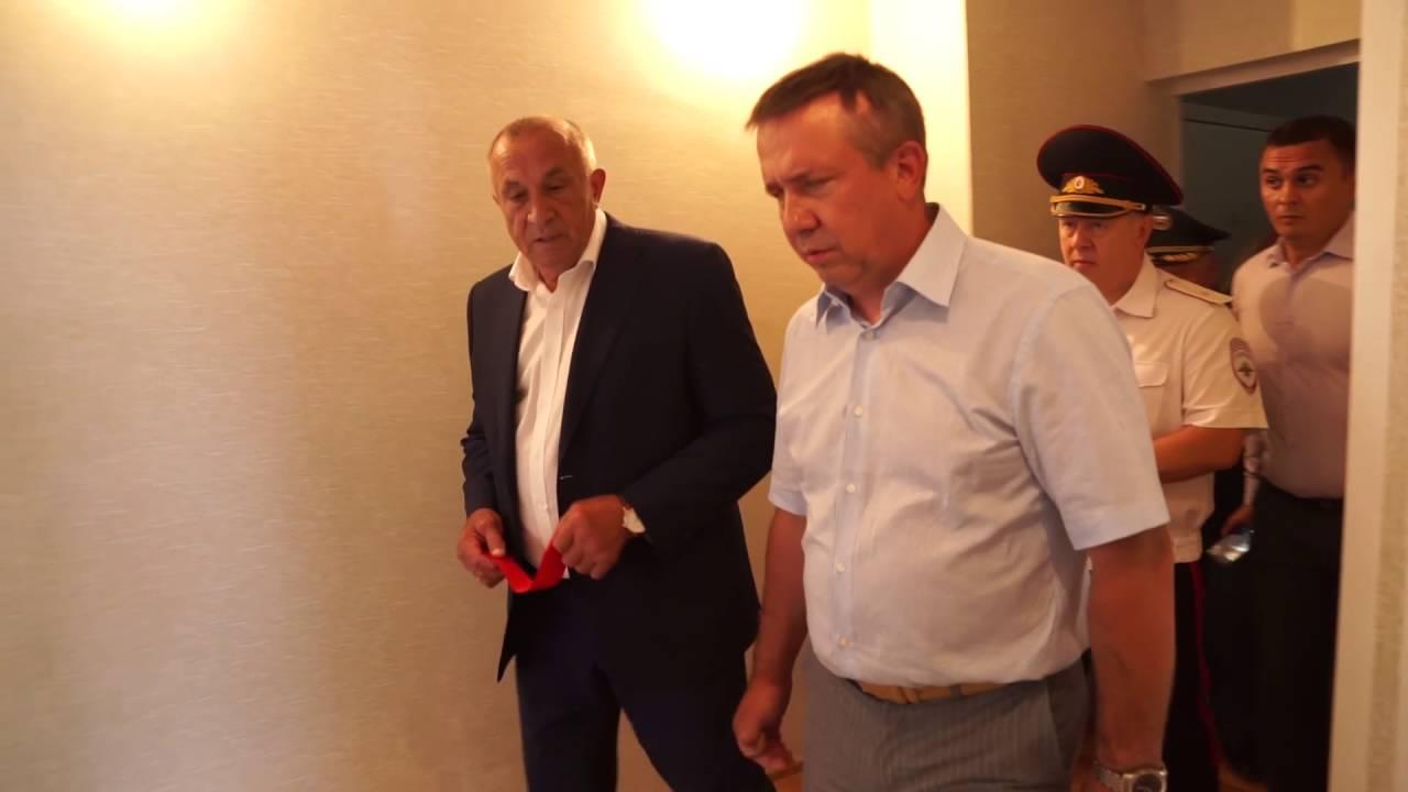 Дом для ветеранов и сотрудников полиции открыли в Ижевске