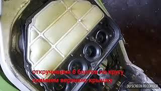 Замена свечей Kawasaki zx6r 1999