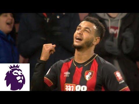 Video: Bournemouth clinch win through Josh King goal against West Ham | Premier League | NBC Sports