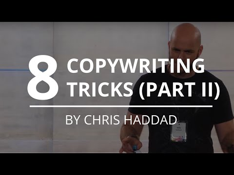 "8 ""Stupid"" Copywriting Tricks to Triple Your Conversions (Part 2)"