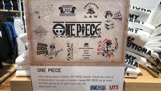To celebrate the 20th anniversary of One Piece, Uniqlo's T-shirt brand UT has tapped the cult anime/manga for an exclusive capsule. The  collection is one for true fans. Central characters, Luffy, Ace and Sabo all make appearances in the collab, as well as Swordsman Roronoa Zoro and Doctor Tony Tony Chopper. The best part though? Each item in the collection features a tag on the right sleeve with One Piece's Jolly Roger icon, showing you're part of the Straw Hat crew.Learn more and subscribe to our channels :• http://www.playscope.com/?s=one+piece• https://www.youtube.com/user/PlayscopeTrailers/search?query=one+piece• https://youtu.be/joFKiQ11Hxk• https://en.wikipedia.org/wiki/One_Piece#onepiece #anime #manga #luffy #ace #sabo #swordsman #roronoazoro #doctortonytonychopper #tonytonychopper #jollyroger #strawhatcrew #eiichirooda #tshirt #tshirts #playscopeRetrouvez Luffy et ses amis dans notre nouvelle collection UT ONE PIECE. Pour la première fois depuis 4 ans, UNIQLO propose une nouvelle collection ONE PIECE à l'occasion du 20ème anniversaire du célèbre manga Eiichiro Oda.SHARE, LIKE & SUBSCRIBE FOR MORE VIDS: http://www.youtube.com/subscription_center?add_user=LouisHoungPLAYSCOPE: http://www.playscope.comSOCIAL NETWORKS:Twitter : https://twitter.com/louishoungFacebook : https://www.facebook.com/louis.houng.5Instagram : https://www.instagram.com/louis.houngGoogle+ : https://plus.google.com/+LouisHoungSoundCloud : https://soundcloud.com/louishoungVine: @louishoungSnapchat: louishoungMY YOUTUBE CHANNELS:https://www.youtube.com/LouisHounghttps://www.youtube.com/PlayscopeTrailers