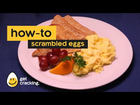 How-To: Make Scrambled Eggs