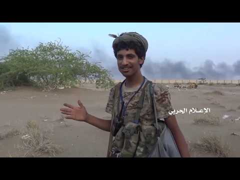 Saudi mercenaries suffered heavy losses during failed attempt to advance in the Yemen's west coast