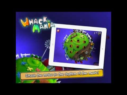 Video of Whack Mania