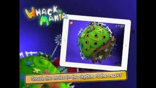 Whack Mania YouTube video