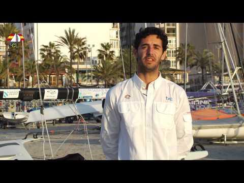 ESPECIAL OLÍMPICOS: Clase 49er: Antón y Carlos Paz