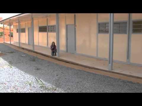 ALTV mostra situação da escola Denilma Bulhões em Santana do Mundaú