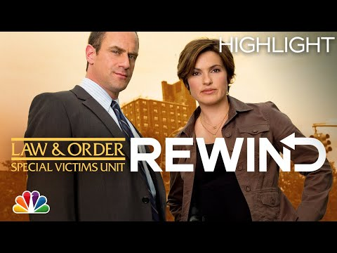 There Are Now Two Elliot Stablers in the World - Law & Order: SVU