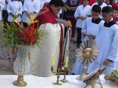 Procissão de Corpus Christi em Miradouro 01
