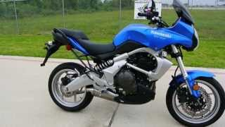 5. $4,999: 2009 Kawasaki Versys 650 in Blue