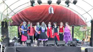 Belgrave Australia  City new picture : VoKallista Choir singing at End of the Line Festival (Belgrave, Australia).