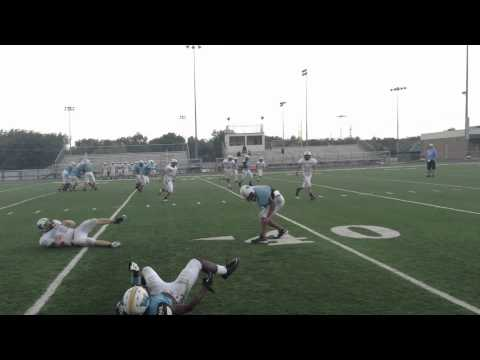 High School Football Scrimmage Flip Ninja