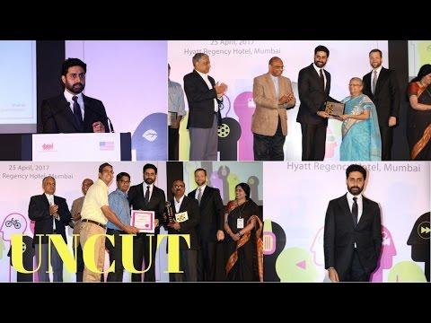UNCUT: Abhishek Bachchan At Green Heroes Film Festival