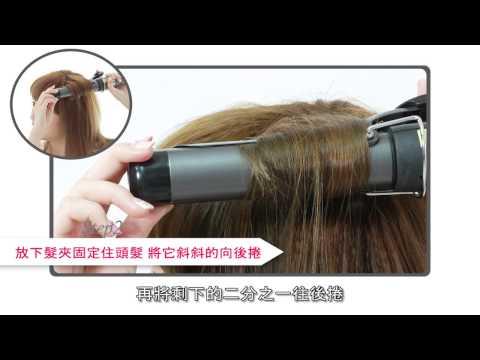 可愛Model可青:簡易髮型教學♥
