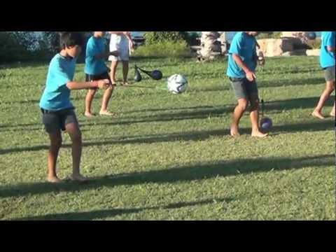 Новый метод обучения юных футболистов